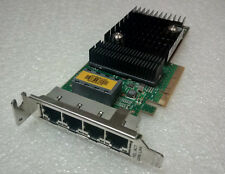 SUN Quad Port  Server Adapter 501-7606 - 06 PCIe Netzwerk Gigabit Low Profile #