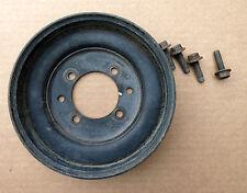 95 FORD TAURUS SABLE 3.8 Crankshaft Crank Shaft Pulley  E8DE6312AA