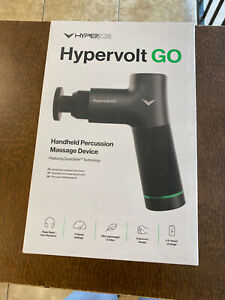Hypervolt Go Black Massage Gun
