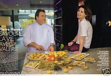 Coupure de Presse Clipping 2015 (4 pages) Pierre Hermé