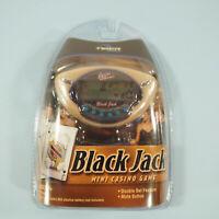 Hasbro Tiger Blackjack Mini Casino Game ~ New, Sealed