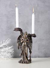 Kerzenleuchter Jugendstil Engel Kerzenständer Frauenfigur Vintage
