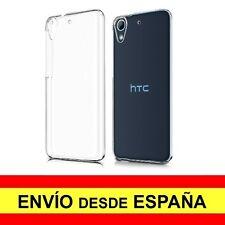 Funda Silicona para HTC DESIRE 626 Carcasa Transparente ¡ESPAÑA! a2213