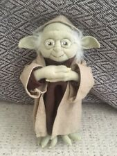 Star Wars Episode III Revenge of the Sith Yoda Collectible soft plush toy figure