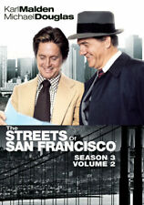 The Streets of San Francisco: Season 3, Volume 2 (DVD,2012)