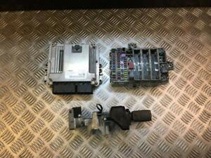 12-17 HONDA CIVIC MK9 1.6 I-DTEC DIESEL MANUAL ENGINE ECU KIT 37820-RZ0-G04