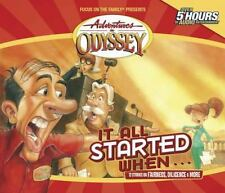 Adventures in Odyssey: It All Started When..., AIO Team, Good Book