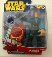 Star Wars Playskool Jedi Force Anakin Skywalker with Jedi Pod 2005