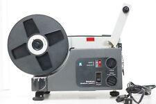 """Rare! NMint"" SANKYO Dualux 1000H Super 8 Regular 8 Movie Projector From Japan"