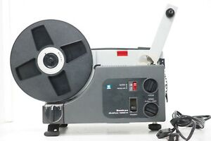 """Rare! NMint"" SANKYO Dualux 1000H Super 8 Regular 8 Movie Projector From Japan"