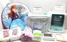 🌻 Twin Comforter, Mattress Pad & Cover + 2 Throw Blankets, Saucer Chair Etc 🌻