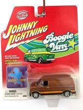 Johnny Lightning Boogie Vans 1977 77 Custom Ford Econoline 150 Die Cast 1/64