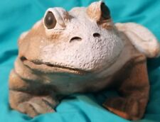 Frog Statue 017 Universal Statuary Animal Figurine Yard Garden Home Decor