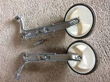 Roulettes pour velo