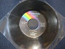 Daniel / Skyline Pigeon [Vinyl] Elton John