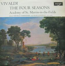 ALAN LOVEDAY - ACADEMY OF ST.MARTIN-IN-THE-FIELDS - NEVILLE MARRINER  -  LP