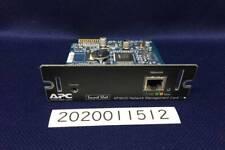 APC AP9630J Network Management Card v6.8.2 Tracking