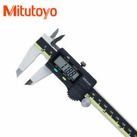 "0-8""/ 0-200mm Absolute Digimatic Caliper Mitutoyo 500-197-30 NEW 0.005""/0.01"