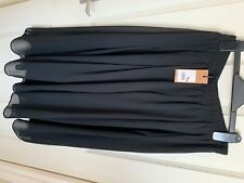 New with tags Hush floaty skirt size 8 in black current season