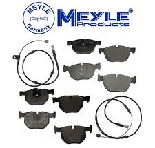 Meyle Semi Meta D81122SM Disc Brake Pad