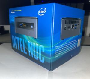 Intel 8th Gen NUC i5-8260 Quad Core Mini PC NUC8I5BEHS