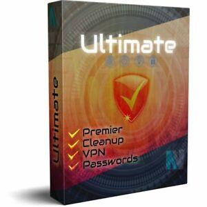 Avast Ultimate 2021 5 PC Geräte 1 Jahr