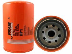 Fram Oil Filter fits Ford LTD Crown Victoria 1987-1991 37XWCF
