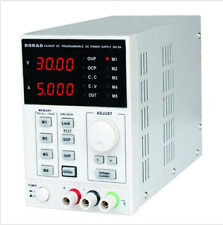CE Lab Equipment 30V 5A DC Power Supply Precision Variable Adjustable KA3005D M