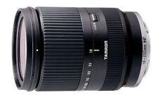 Tamron 18 200 Mm VC Di III Lens for Canon EOS M Camera Black