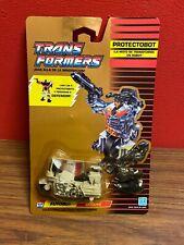 Transformers Combineur guerres Streetwise Deluxe PROTECTOBOT