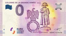 Billet Touristique 0 Euro - Wimille, colonne grande armée (Napoléon) - 2018-1