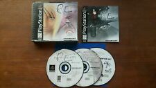 PARASITE EVE PS1 PS2 PS3 PLAYSTATION 1 2 3 COMPLETO VERS NTSC OTTIMO STATO