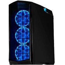 Silverstone SST-PM01C-RGB (matte black + RGB LED + window) 140MM RGB LED Fan ATX