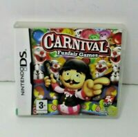 Carnival Funfair Games, Nintendo DS  age 3+