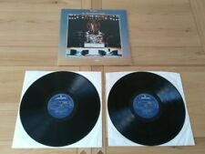Rush All The World's A Stage 1976 UK 2LP VG/Ex Mercury Classic Prog Rock