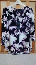 New & Tagged Betty Jackson Black Shirt – Size 8