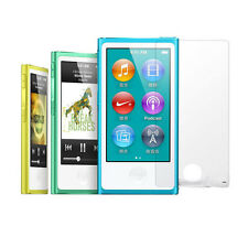 3x Clear LCD Film Screen Protector Guard Cover For iPod Nano 7 7th GEN Remote