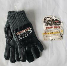 Knight Rider 1982 Kids Gloves David Hasselhoff Tv Show Nos Original Never Worn