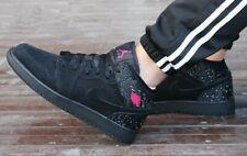 pretty nice f9996 86ad6 Nike Air Jordan 1 Mid (Gs) Jeunes taille 5 38 euros (555112 001) Noir/RUSH  Rose