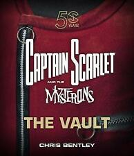 Captain Scarlet and the Mysterons: The Vault, Chris Bentley, New condition, Book