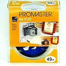 Promaster 49mm 80A Filter