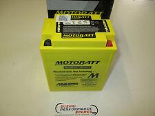 Kawasaki GPZ900R  Motobatt Hi Power AGM battery.