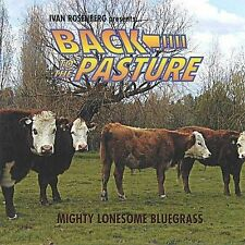 1 CENT CD Back To The Pasture - Ivan Rosenberg