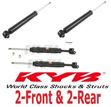 4-Pieces KYB  Excel 2-Front & 2-Rear Shocks / Struts Audi A4  S4 RS4 S4 B7 B6