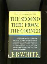 THE SECOND TREE FROM THE CORNER. E B WHITE. 1954.