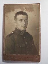 Pirkenhammer - Soldat in Uniform - Portrait / CDV