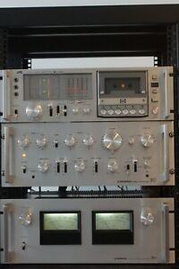 Pioneer SPEC4 Power Amplifier. Serviced,Fully Recapped. Please Read.