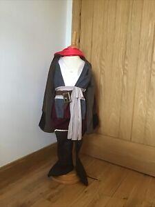 Captain Jack Sparrow Pirates Of The Caribbean Dressing Up Costume Disney Land