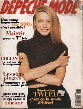 Depeche Mode French Magazine Novembre 1995 Jean Colonna 091319AME