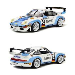 1/18 GT Spirit Porsche 993 GT2 LeMans 24h 1999 N°64 Neuf Livraison Domicile
